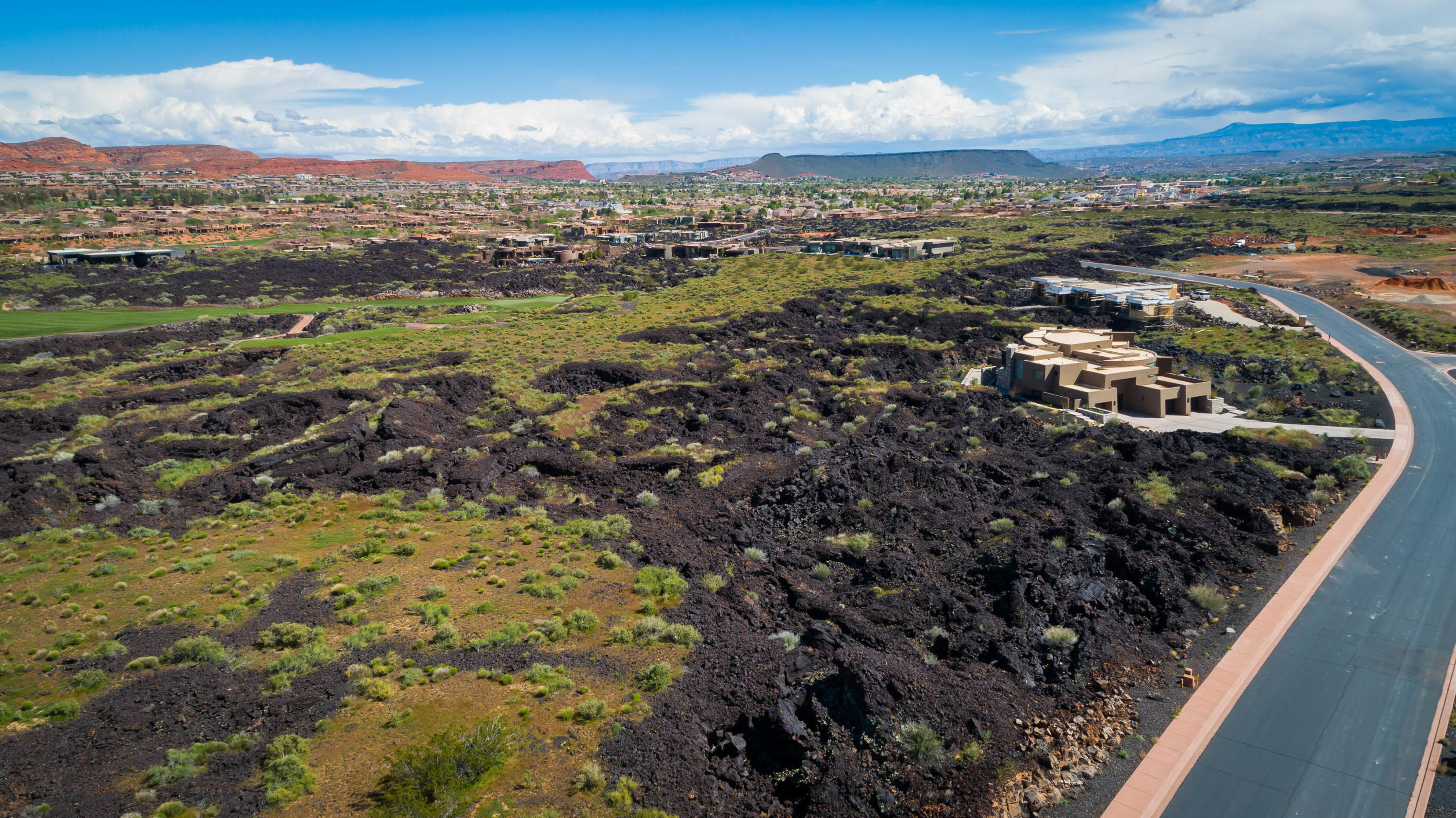 This magnificent lot will not disappoint! Sitting center stage your future home awaits the breathtaking views of Snow Canyon mountains & the spectacular Entrada golf coarse! Building your new dream home in the famous Entrada community is now an opportunity of a lifetime. Don\
