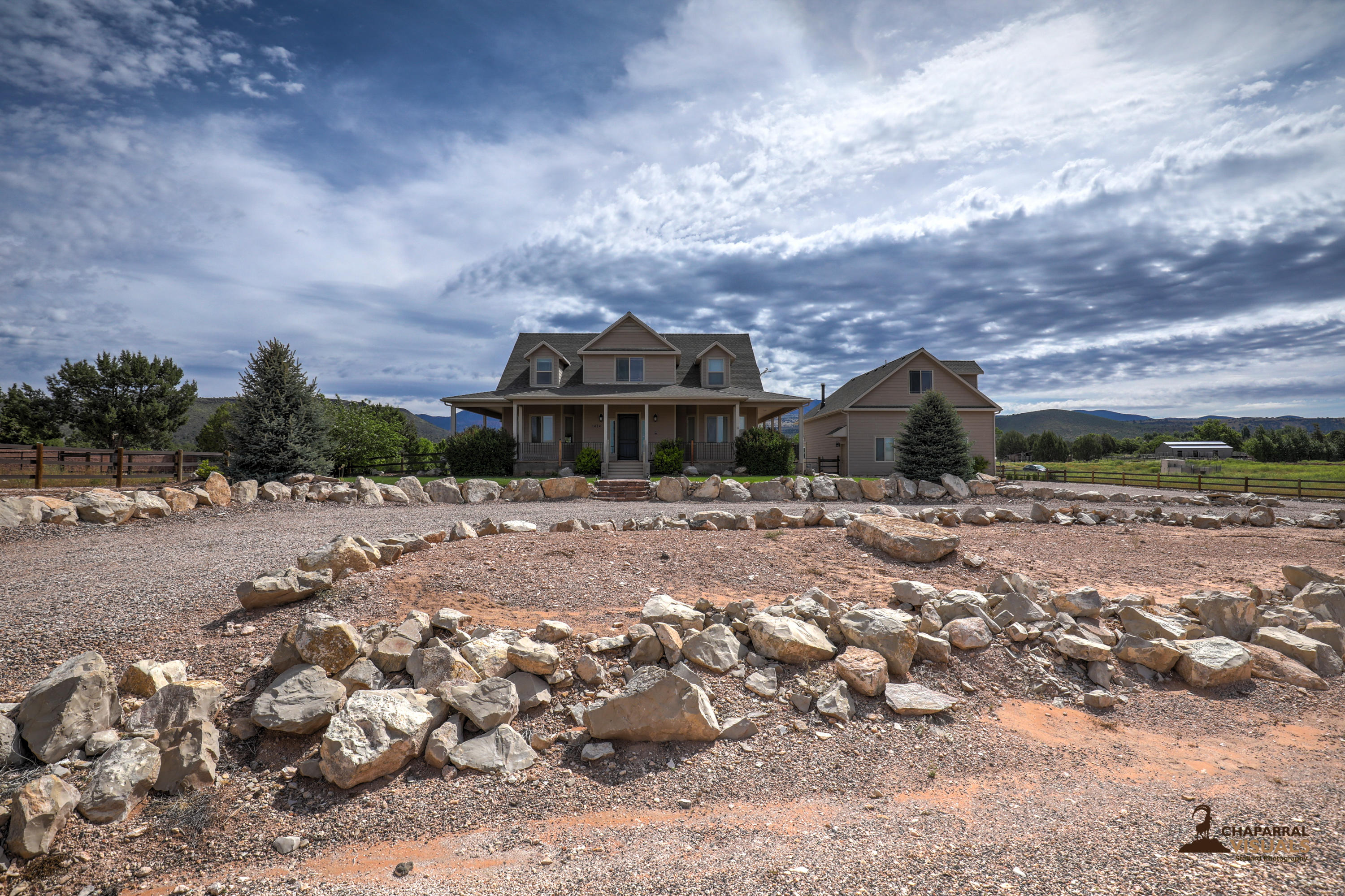 1424 N Canyon Trail Dr, Dammeron Valley Ut 84783