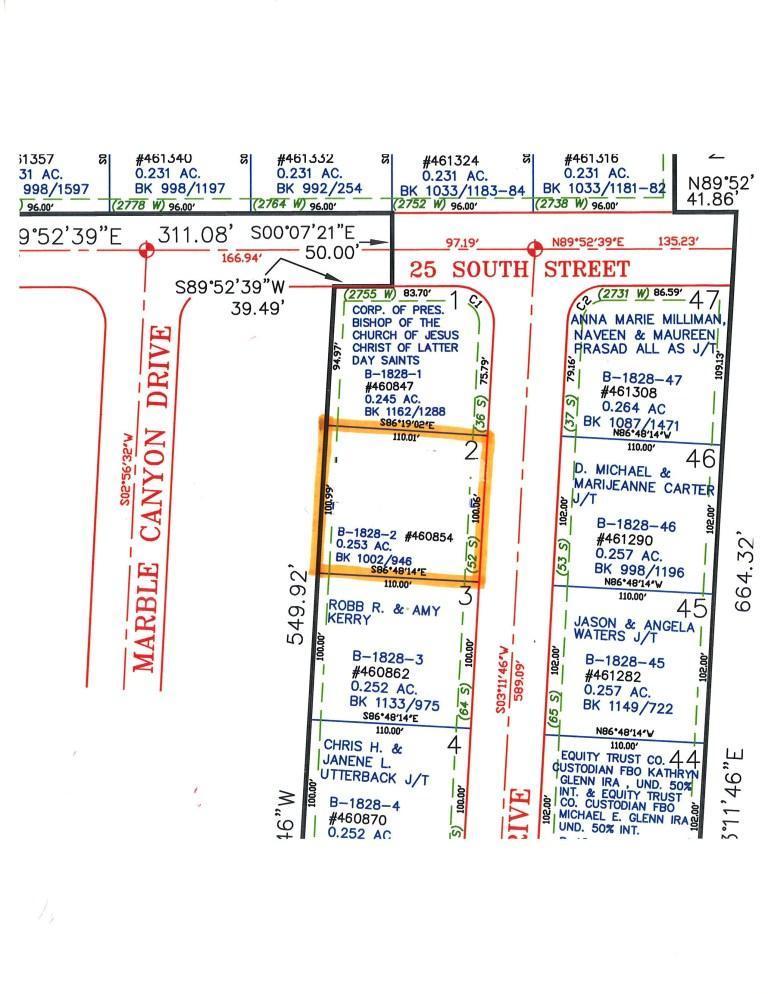 52 S House Rock RD --Lot 2, Sunset Canyon Est