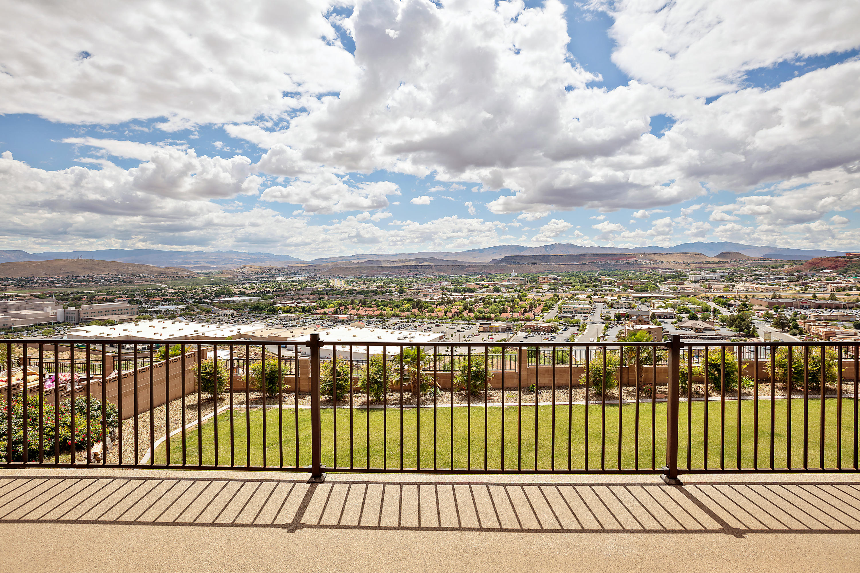 This home is located high above the city with gorgeous views! Beautiful appointments are found throughout the home with a wonderful backyard large enough for a pool. See more...