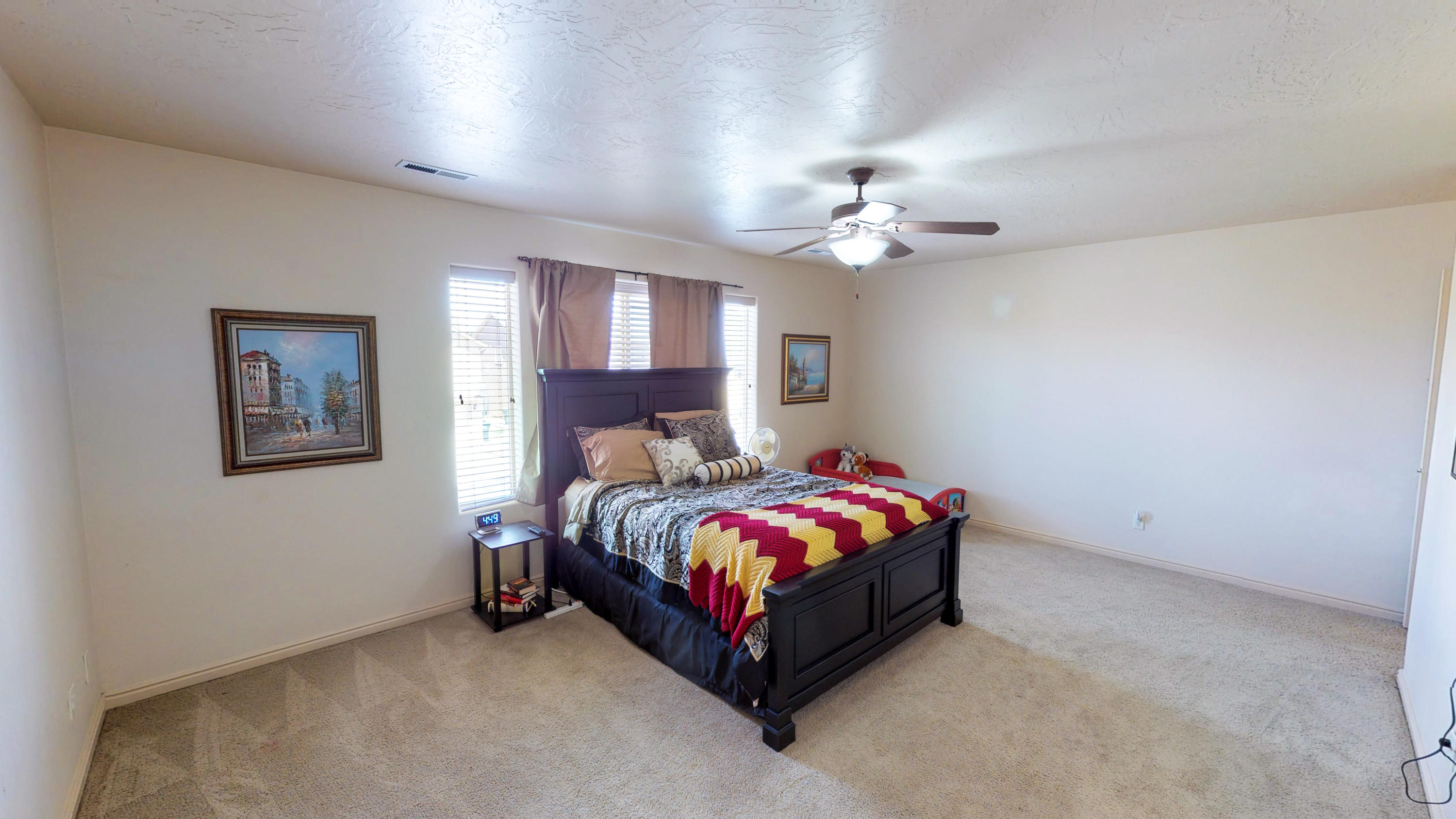 PRICED TO SELL!! Escape the heat and enjoy this great 4 bedrooms, 2.5 bathrooms, home in Enterprise! This home has 2X6 construction, 220 volt hookup in the 2 car garage, jetted tub, central A/C. HOA covers snow removal, road repairs and street lights. It\