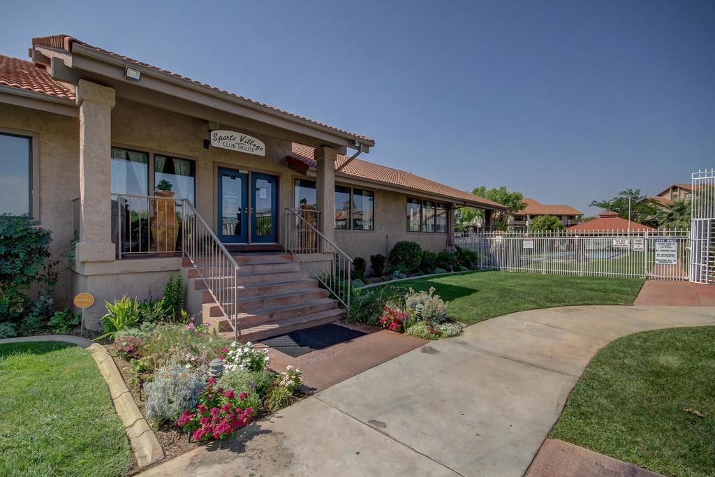 860 S Village x-1, St George in Washington County, UT 84770 Home for Sale