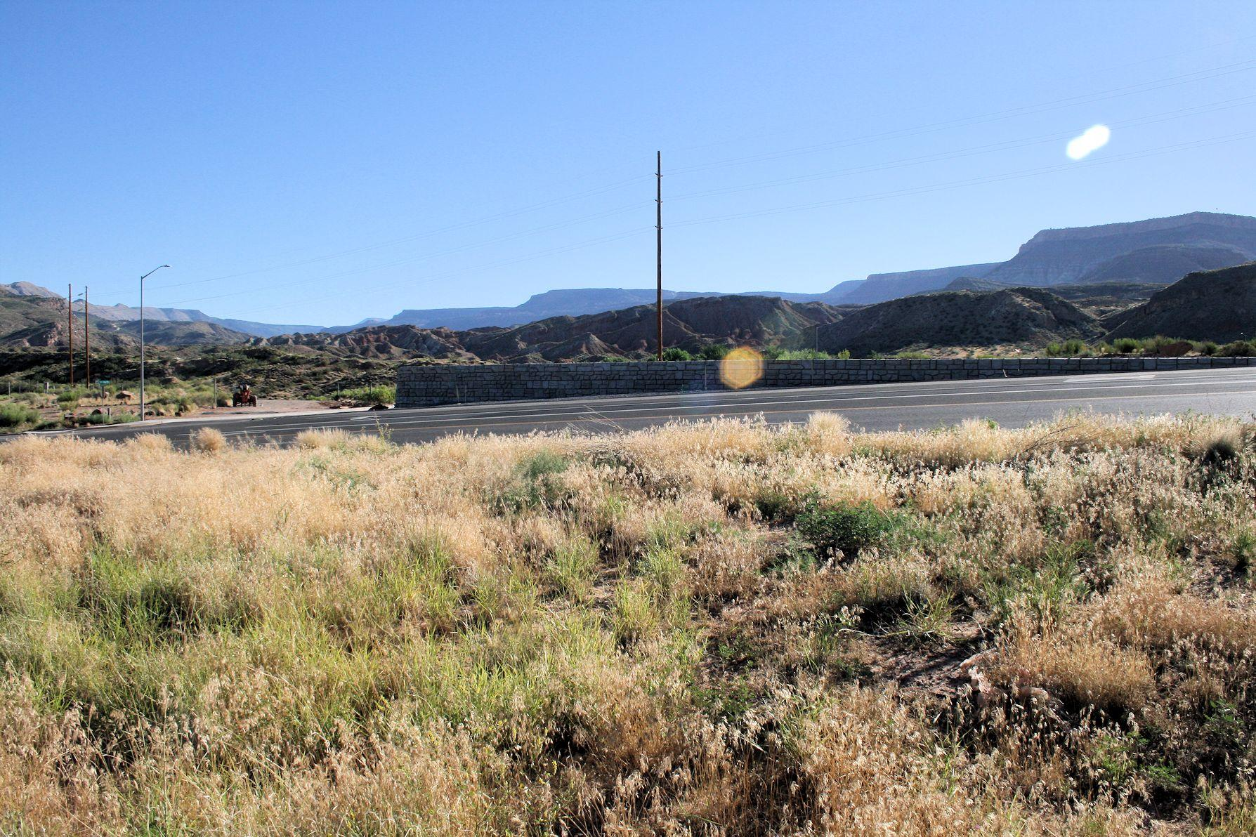 Prime Commercial property with State Street/Highway frontage. Lot\