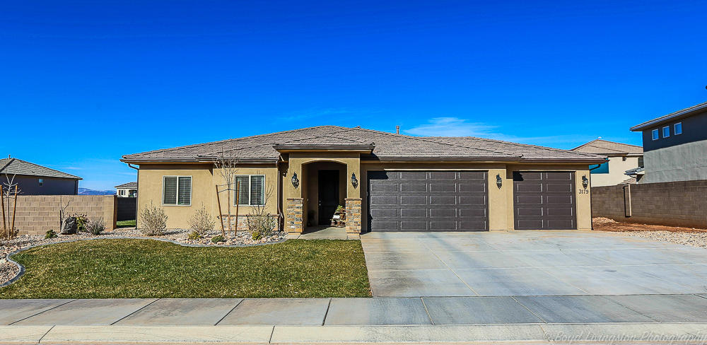 3179  Livia   DR, St George in Washington County, UT 84790 Home for Sale