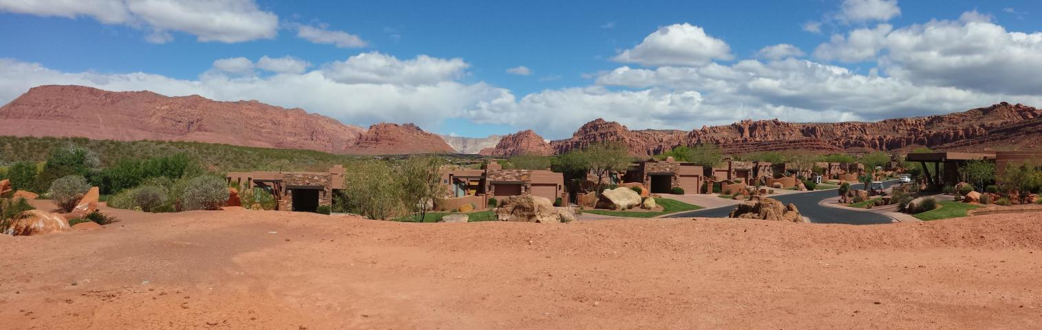 One of St George Homes for Sale at 2549 W Sinagua 35  Trail