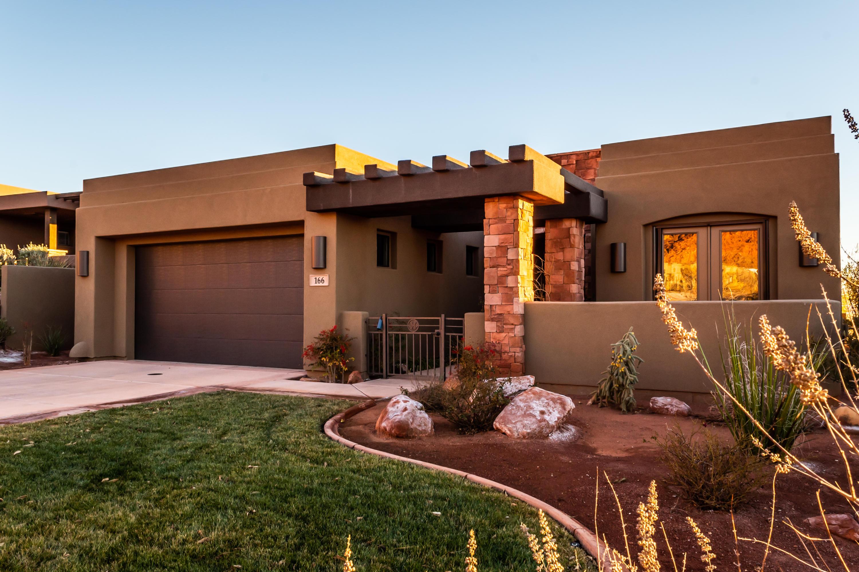 2139 W Cougar Rock #166  CIR, St George, Utah