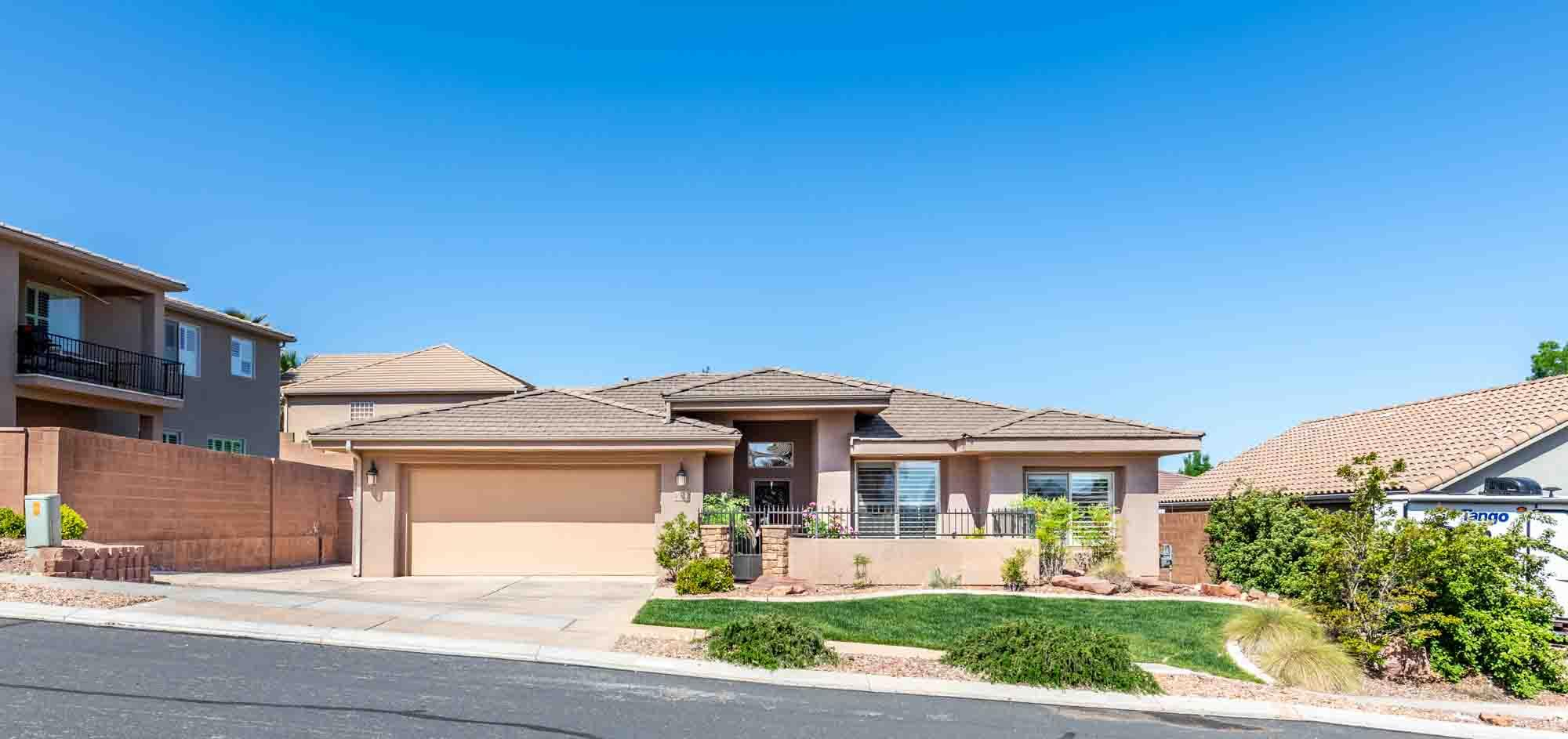 3532 S 650  E, St George in Washington County, UT 84790 Home for Sale