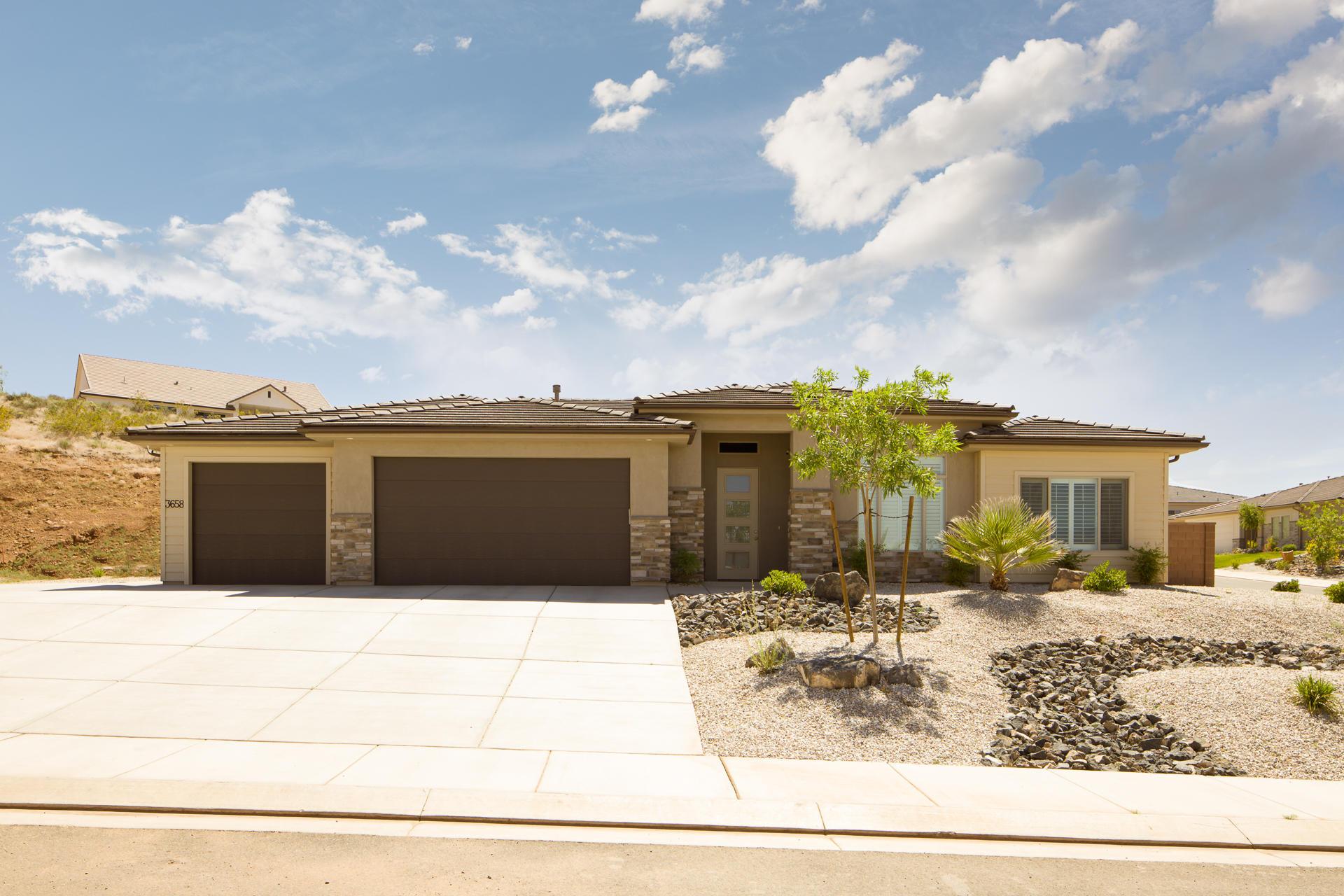 3658 E Mesa Rock   DR, St George, Utah