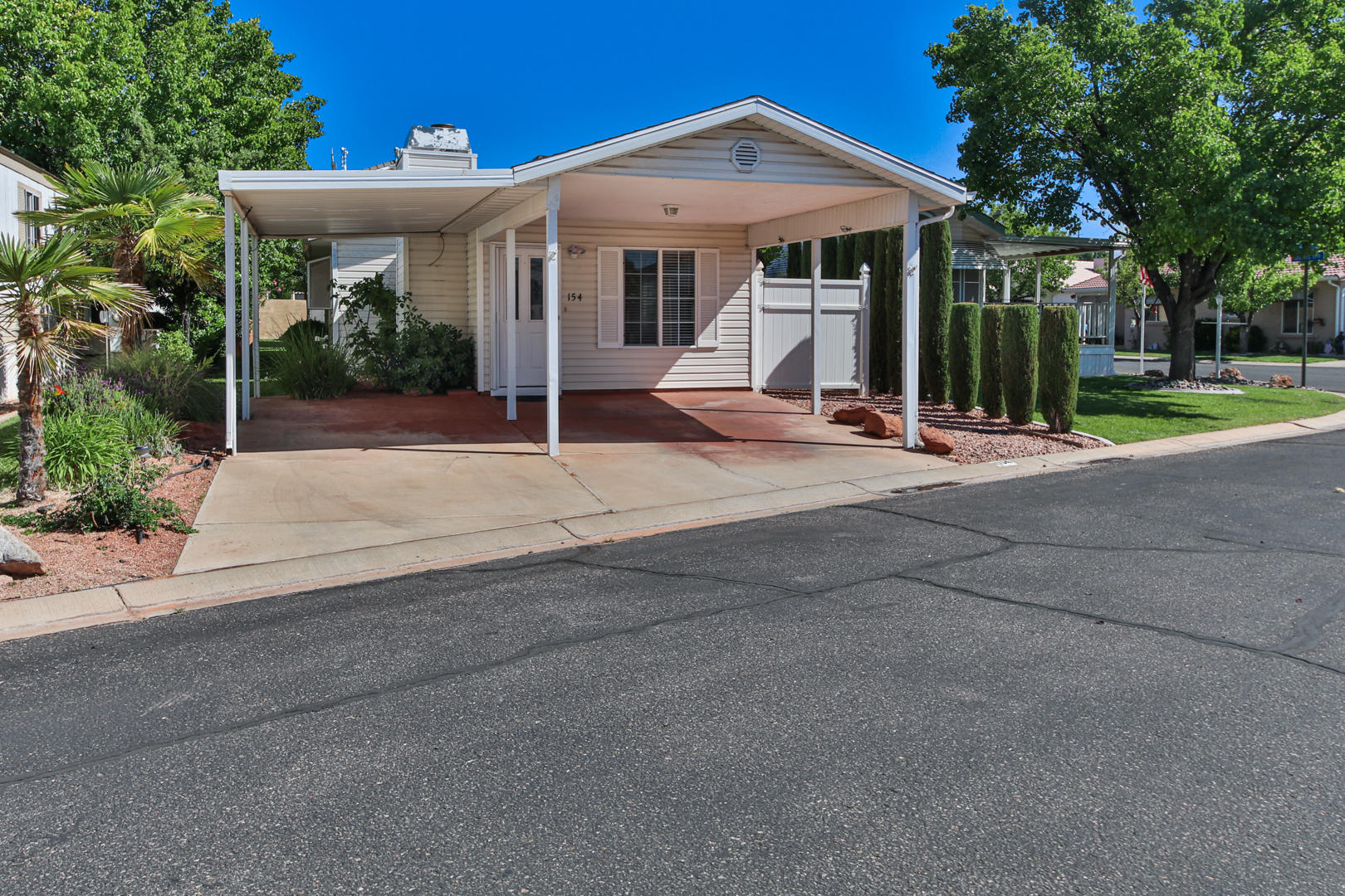 2990 E Riverside #154  DR, St George in Washington County, UT 84790 Home for Sale