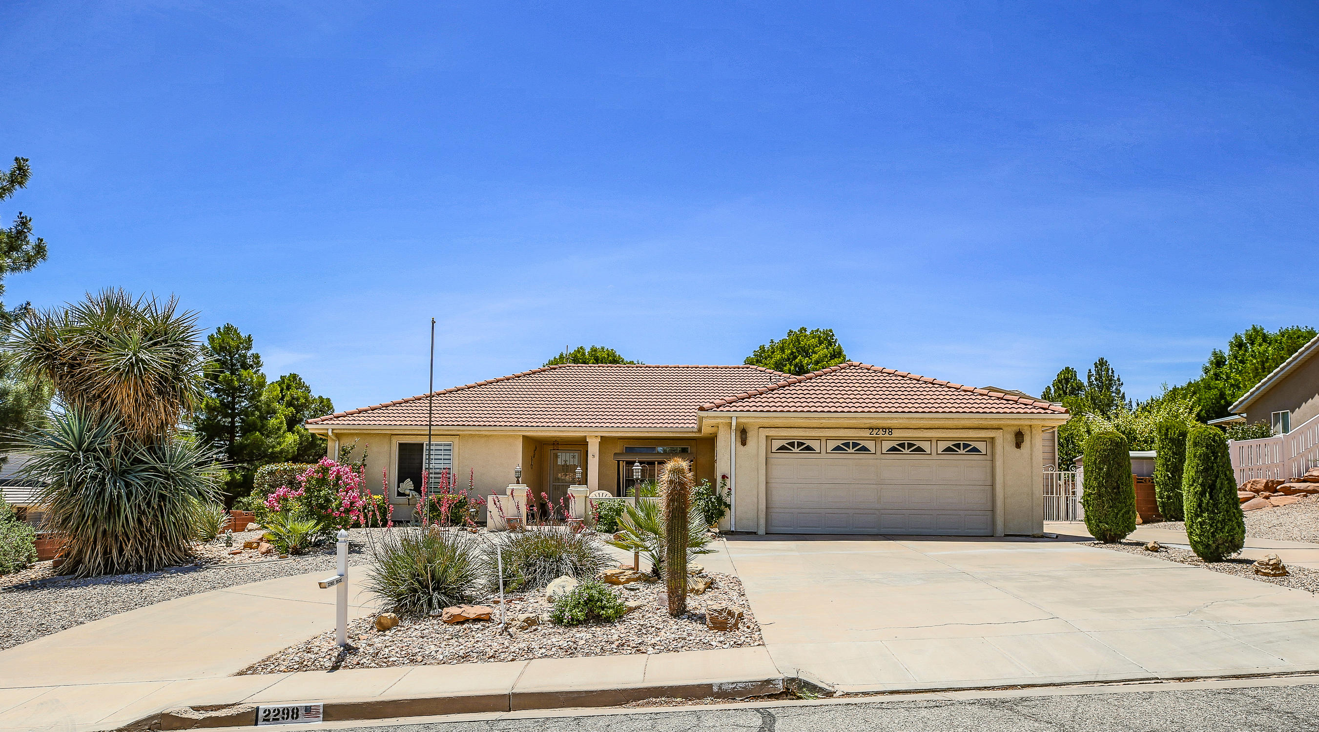 2298 S 1950  E, St George in Washington County, UT 84790 Home for Sale