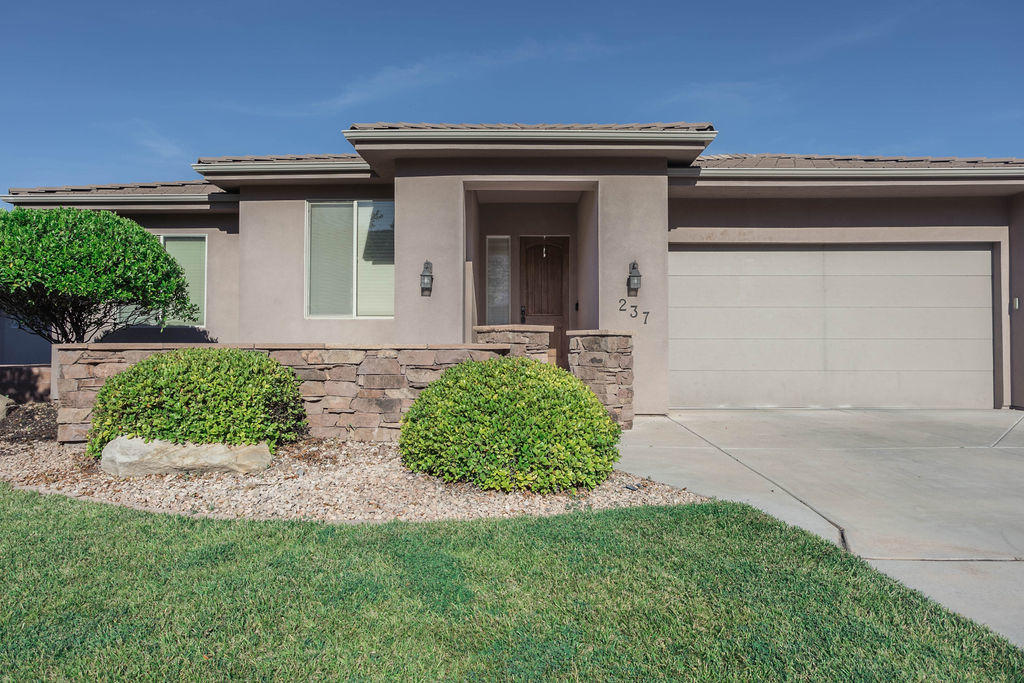 237 N 1210  W, St George in Washington County, UT 84770 Home for Sale