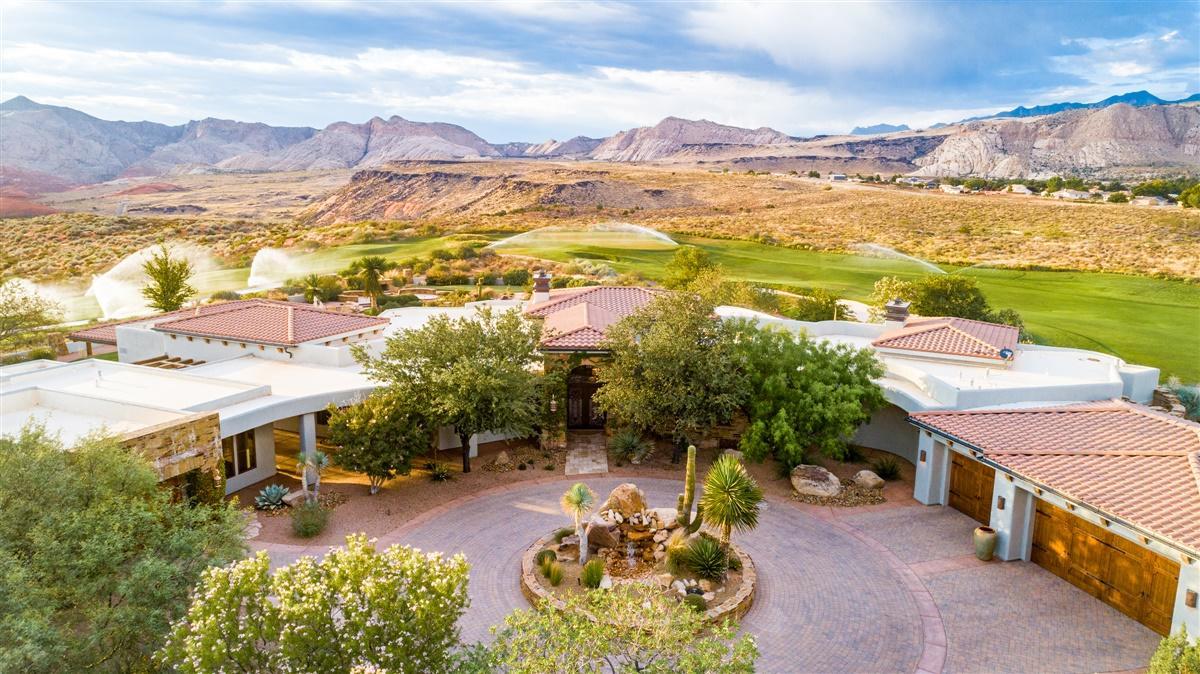 2110 W Long Sky   DR, St George, Utah 4 Bedroom as one of Homes & Land Real Estate