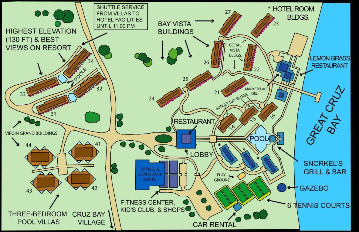St John, Virgin Islands 00830, 1 Bedroom Bedrooms, ,2 BathroomsBathrooms,Fractional Timeshares,For Sale,18-208