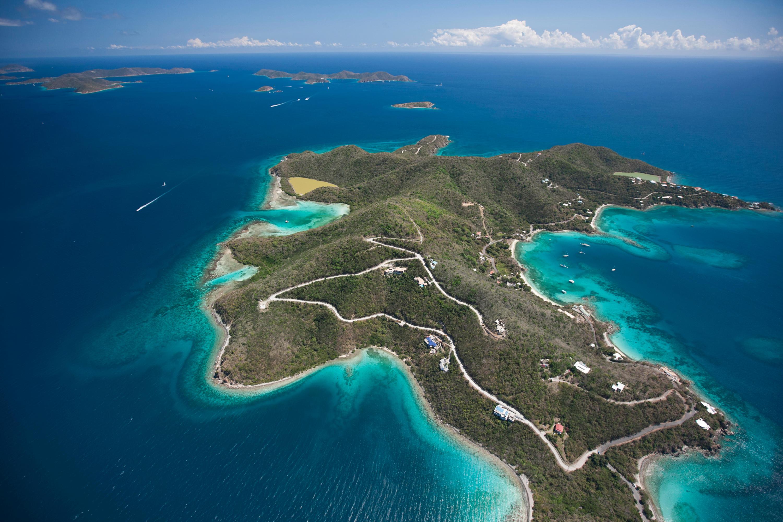 Terrain pour l Vente à Saba Bay Saba Bay St John, Virgin Islands 00830 Isles Vierges Américaines