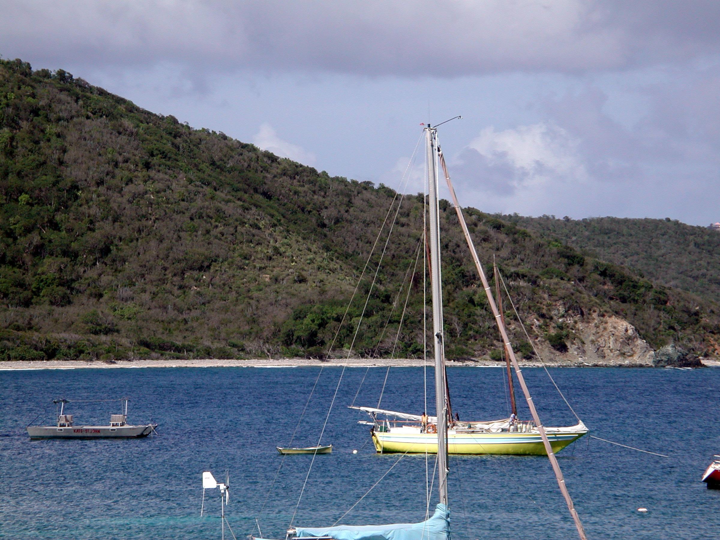 St John, Virgin Islands 00830, ,Land,For Sale,19-95