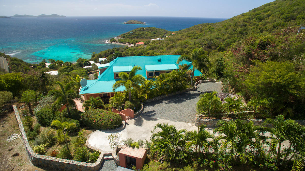 St John, Virgin Islands 00830, 3 Bedrooms Bedrooms, ,5 BathroomsBathrooms,Residential,For Sale,19-183