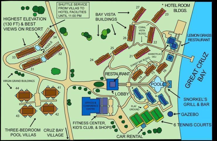 St John, Virgin Islands 00830, 1 Bedroom Bedrooms, ,2 BathroomsBathrooms,Fractional Timeshares,For Sale,19-232