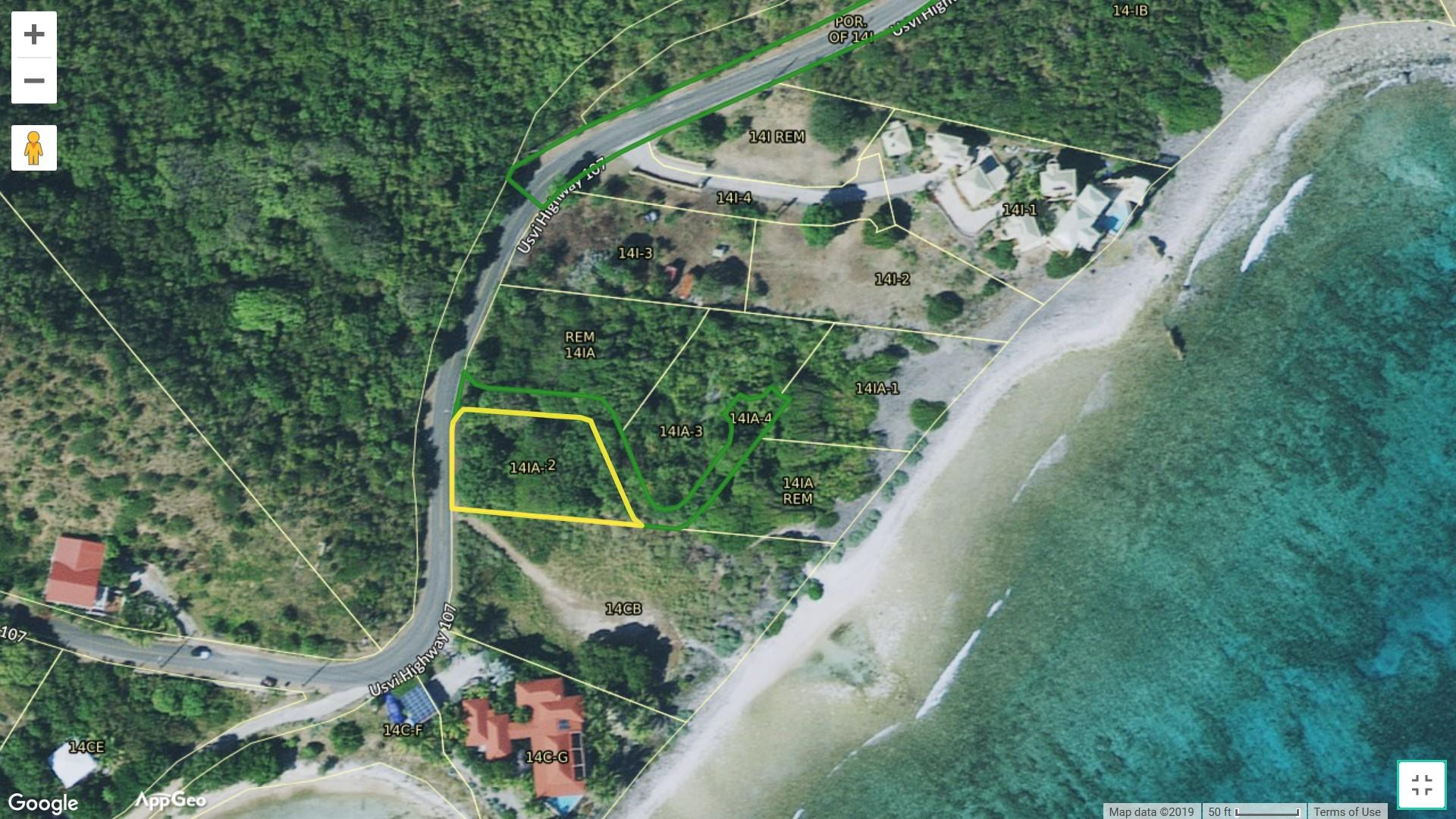 St John, Virgin Islands 00830, ,Land,For Sale,19-258