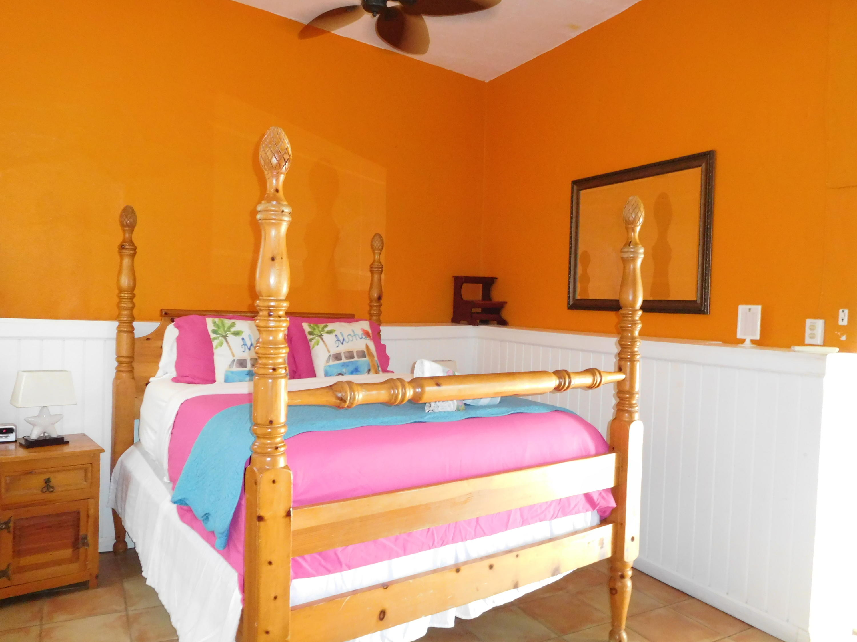 guest room - orange