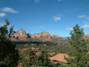 Sweeping Red Rock Views