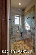 Guest Walk-In Shower