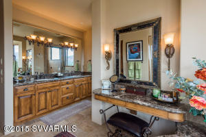 His and Hers Granite Vanities