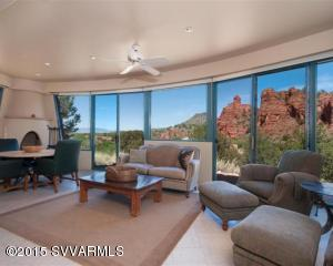 INCREDIBLE RED ROCK VIEWS