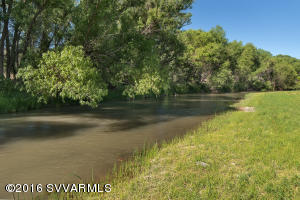 Verde River On Property