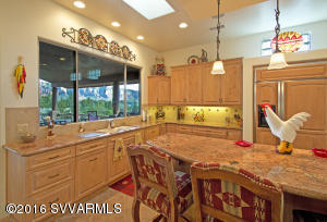Gourmet Kitchen With Views For The Chef