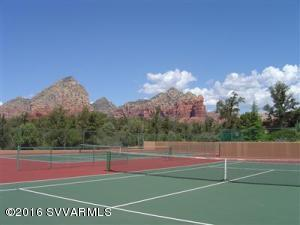 Gated Pickleball Courts