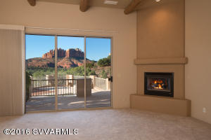 Great Room Views With Fireplace