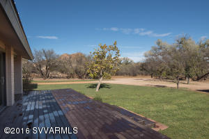 CREEK VIEW DECK