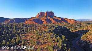 SPECTACULAR CATHEDRAL ROCK VIEWS
