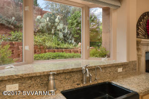 Kitchen Window With Natural Light