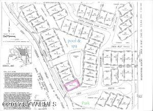 Arroyo Seco Plat Map