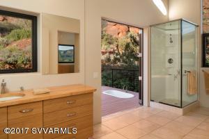 INDOOR OUTDOOR MASTER BATH SUITE