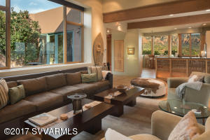 OPEN GREAT ROOM WITH EXPANSIVE VIEWS