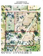 AERIAL VIEW 3 PARCELS, LABELED