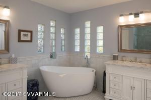 Master Bathroom + Soaking Tub