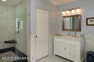 Upgraded Master Bathroom + Shower