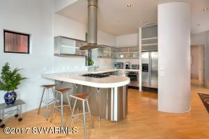 GOURMET MODERN EUROPEAN KITCHEN