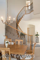 GRAND SPIRAL STAIRCASE