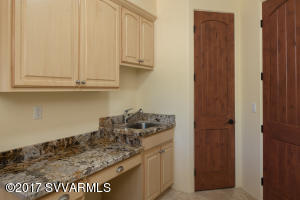 Spacious Laundry Room Main Level