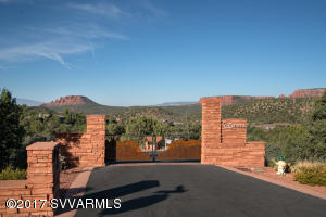 Exclusive Gated Community In West Sedona