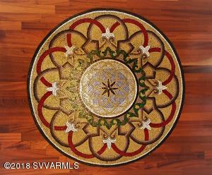 Mosaic Inlay