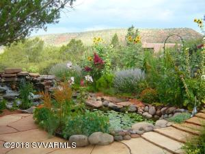 Pond and Water Feature