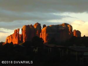 Cathedral Views At Sunset