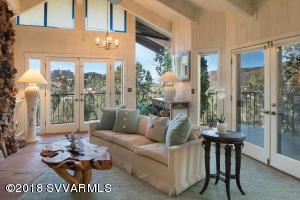 Living Room With Astonishing Views