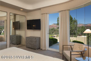 WALKOUT PATIO ENTRY IN GUEST\'S SUITE