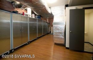 Lower Level Storage